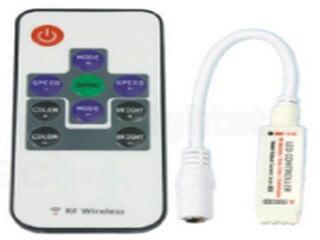 Mini RF 10 key RGB controller LT-MRF-01