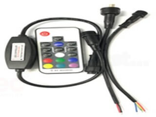 Mini RF 17 key single color controller (waterproof) LT-WP-02