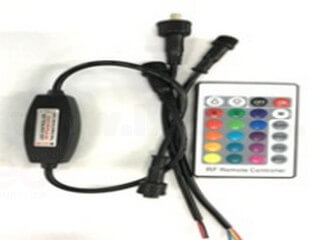 Mini RF 24 key single color controller (waterproof) LT-WP-02