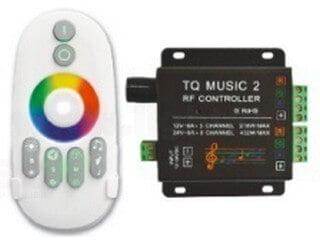 RF touch music RGB controller LT-MUSIC-02