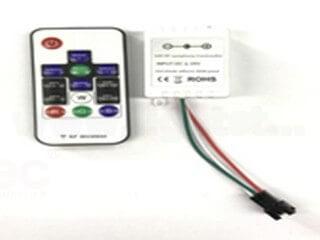 RF14 key DIY magic color controller LT-RFQ-14KD