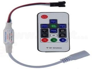 RF14 key DIYmini magic color controller LT-RFM-14KD