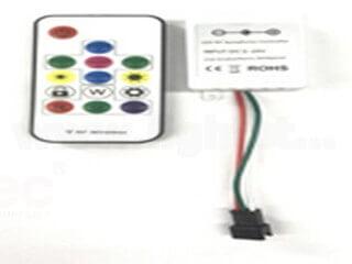 RF14 key magic color controller LT-RFQ-14K