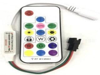 RF17 key mini magic color controller LT-RFM-17K