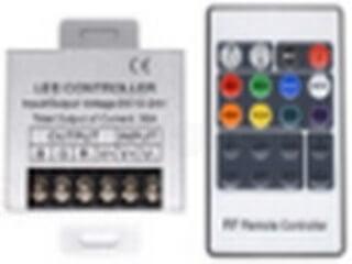 RF20 key aluminum shell RGB controller(360W) LT-RFH-20K