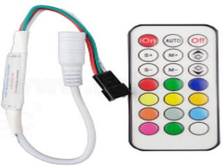 20+ RF RGB led Controller,CCT controller,Single color Dimmer -Lightstec