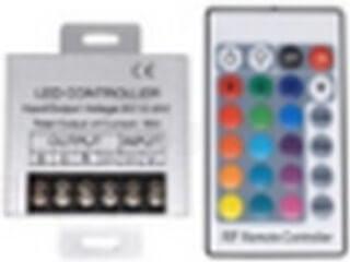 RF24 key aluminum shell RGB controller(360W) LT-RFH-24K