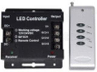 RF4 key iron shell RGB controller LT-RFT-4K