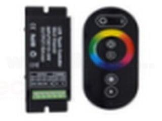 RF6 key iron shell RGB controller LT-RFT-08