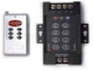 RF8 key iron shell RGB controller(360W) LT-RFH-8K