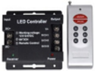 RF8 key iron shell RGB controller LT-RFT-8K