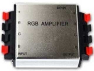 RGB Amplifier (18A clips) LT-A04