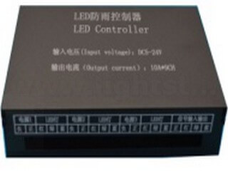 Rain-proof iron shell RGB controller (720W)LT-720W-F1
