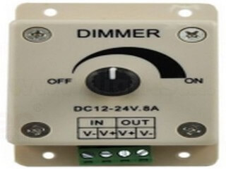 Single color knob dimmer LT-knob-T1
