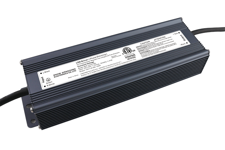 TRIAC dimmable LED driver 100W