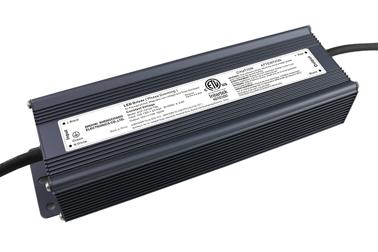 TRIAC dimmable LED driver 120W