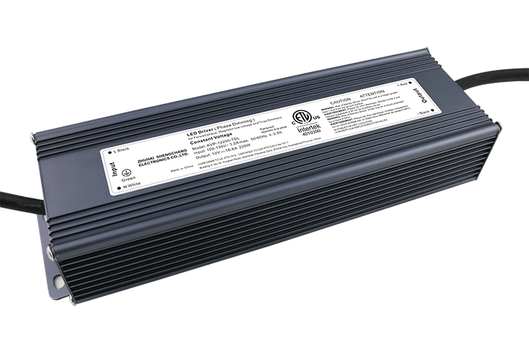 TRIAC dimmable LED driver 200W