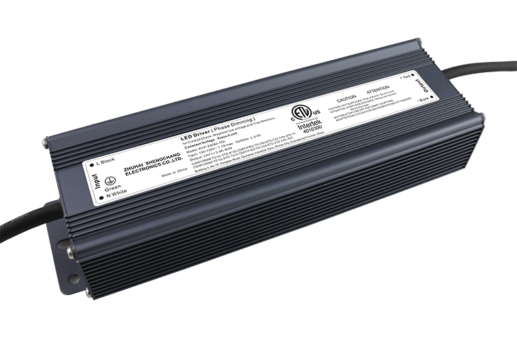 TRIAC dimmable LED driver 80W