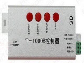 programmable Full color controller (with SD card) LT-T-1000B