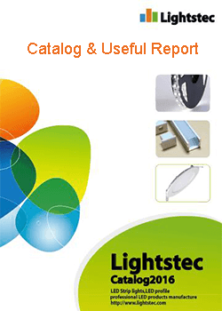 led Catalog & Useful Report-Lightstec