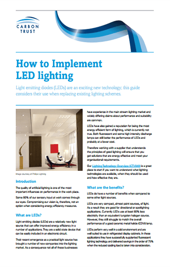 How-To-Implement-Led-Lighting