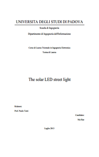 The-solare-led-street-light