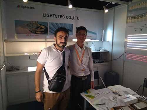 lighting-show-for-led-strip-light-supplier-led-tape-light-manuafcturer-led-aluminum-profile-wholesaleled-extrusion-supplierled-linear-light-customer-and-supplier-meeting-lightstec-3