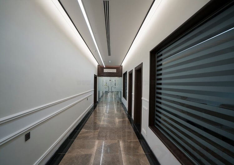 Hotel led linear light fixture 9