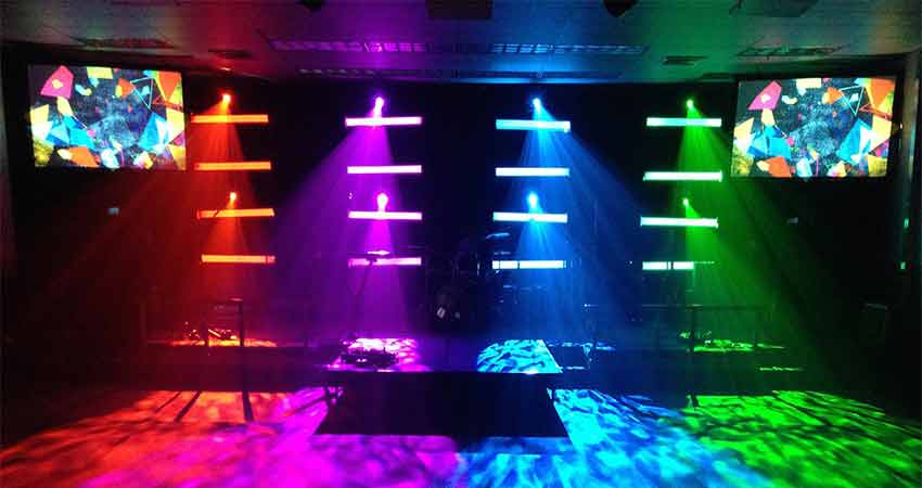 Newstar-Led-strip-light-using-in-bar,KTV