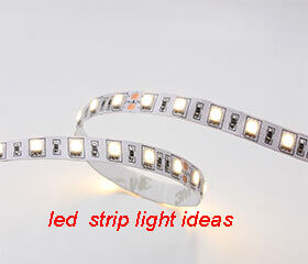 led strip light ideas