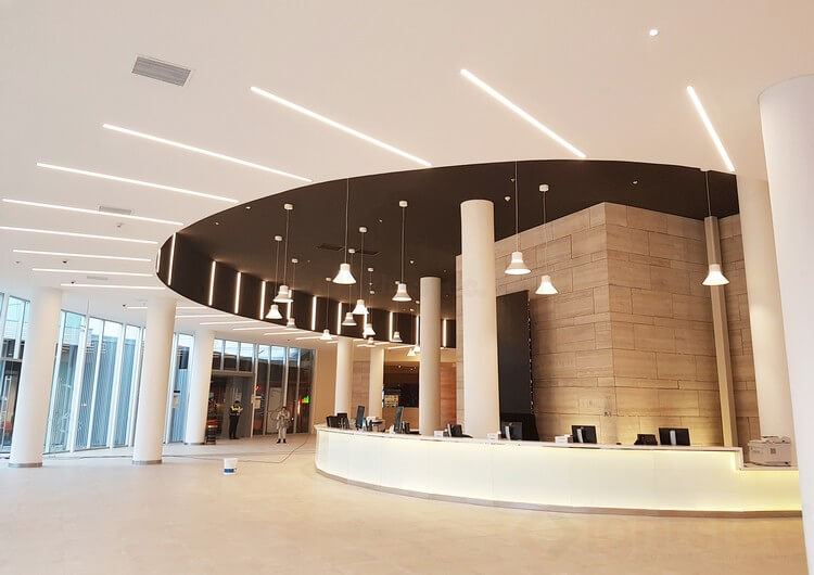 suspended linear led lighting fixtures 5