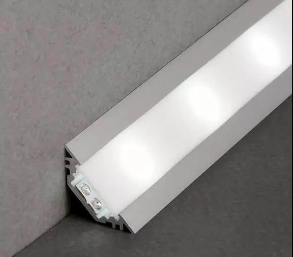 corner led linear light