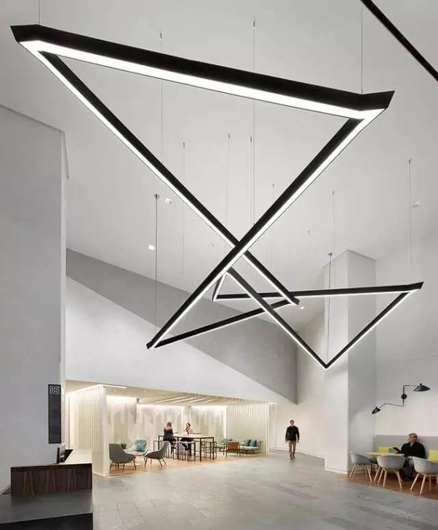 led linear light design