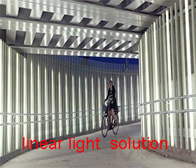 led linear light solution