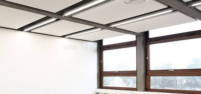 led linear light use in college lighting (1)