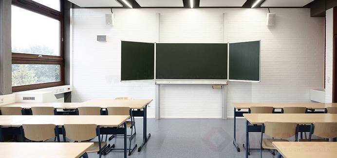 led linear light use in college lighting (2)