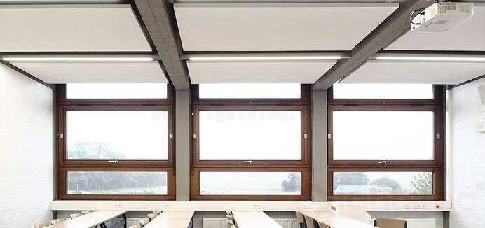 led linear light use in college lighting (3)