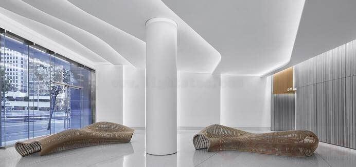 led linear light use in hotel lighting (1)