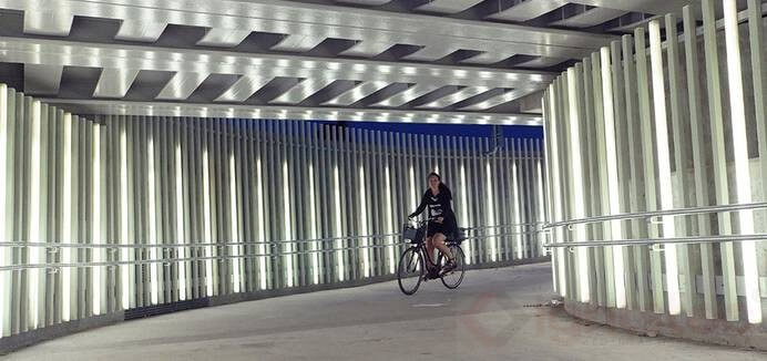 led linear light use in tunnel lighting (4)