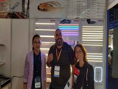 lightstec-factory-in--hong-kong-lighting-fair--2018-led tape light
