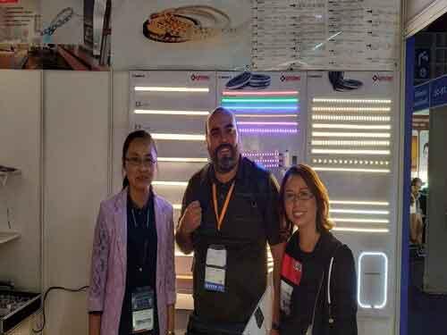 lightstec-factory-in--hong-kong-lighting-fair--2018-led tape light