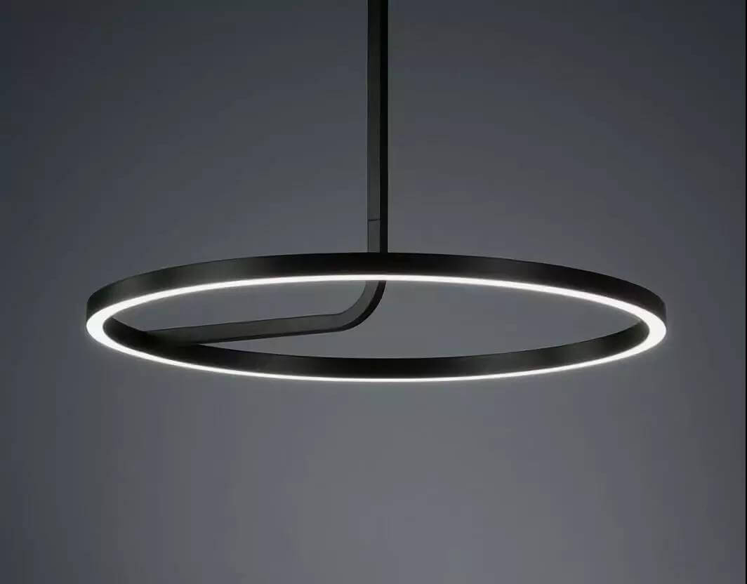 round led linear light