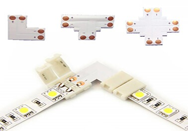 LED Strip Lights Fast Connector Accessories