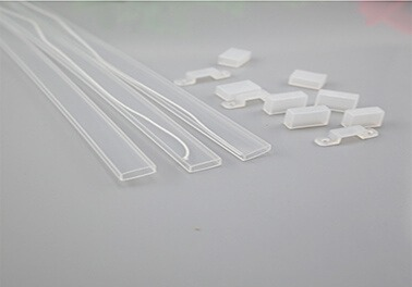led silicon tube