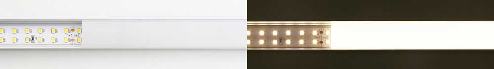 SMD2835-240-led-strip-light-with-led-aluminum-profile-dotless