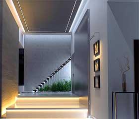 led linear light application guide lightstec