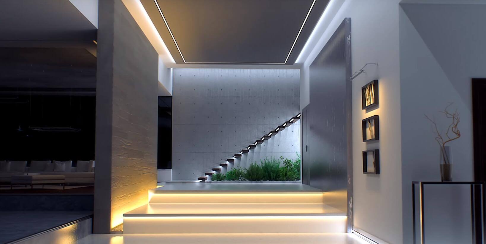 led linear light for stair lightstec 2