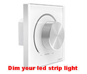 dim your led strip light