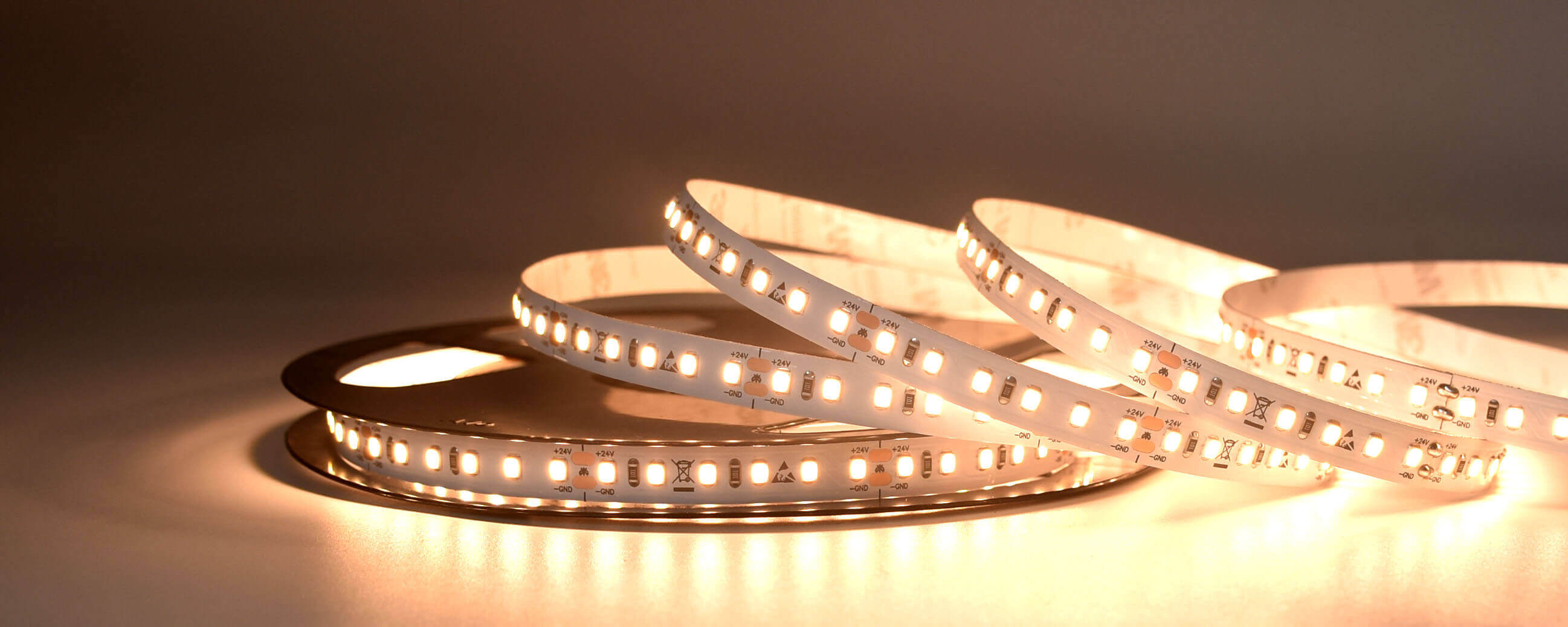 China high CRI LED STRIP LIGHT FACTORY
