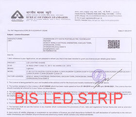 BIS-LED-STRIP-LIGHT IS 10322 (PART 5/SEC 7) R-41135240
